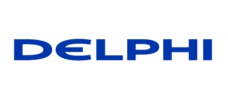 Delphi Automotive logotips