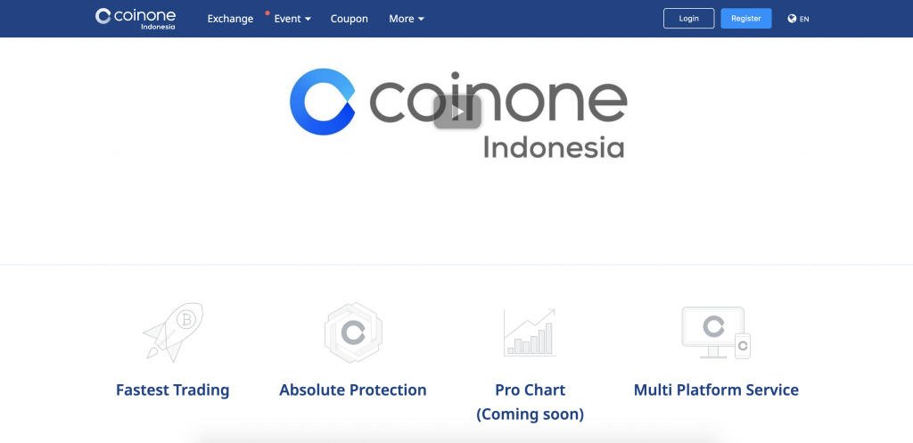 coinone review indonesia